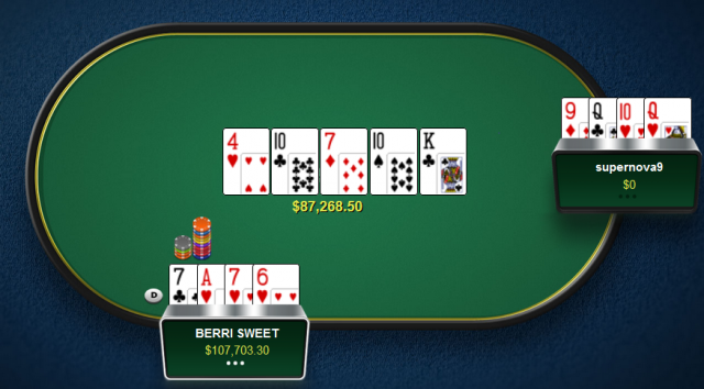 Why Utilize Tiny Wager Sizes In Casino Poker