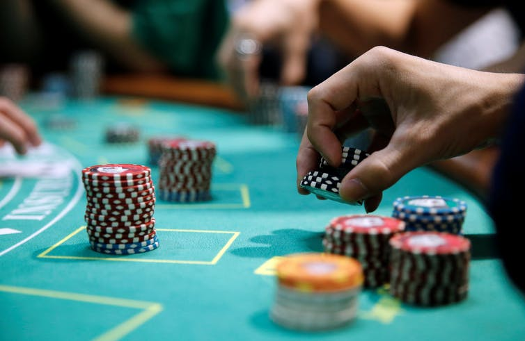 A Background Of Roulette