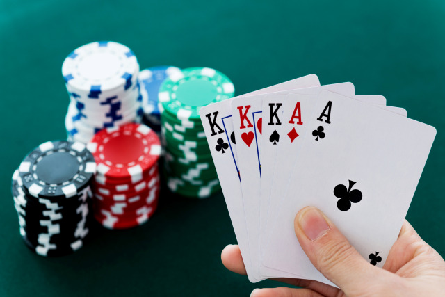 What You Can Do About Gambling Beginning In The Next 10 Minutes